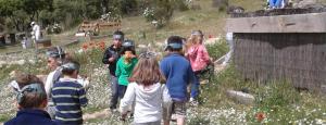 Educación ambiental Madrid Aula Apicola Hoyo de Manzanares
