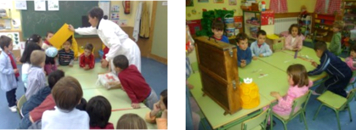 Colegio Público Virgen La Encina Hoyo de Manzanares