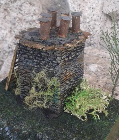 Apicultura española: talameiro