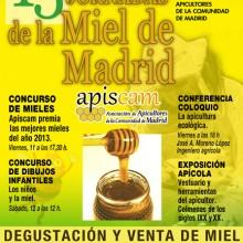 XIII Jornadas de la Miel de Madrid