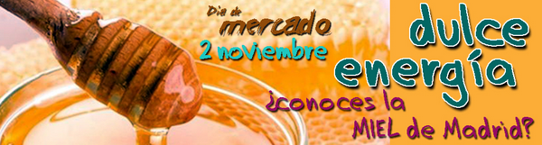 Miel de Madrid