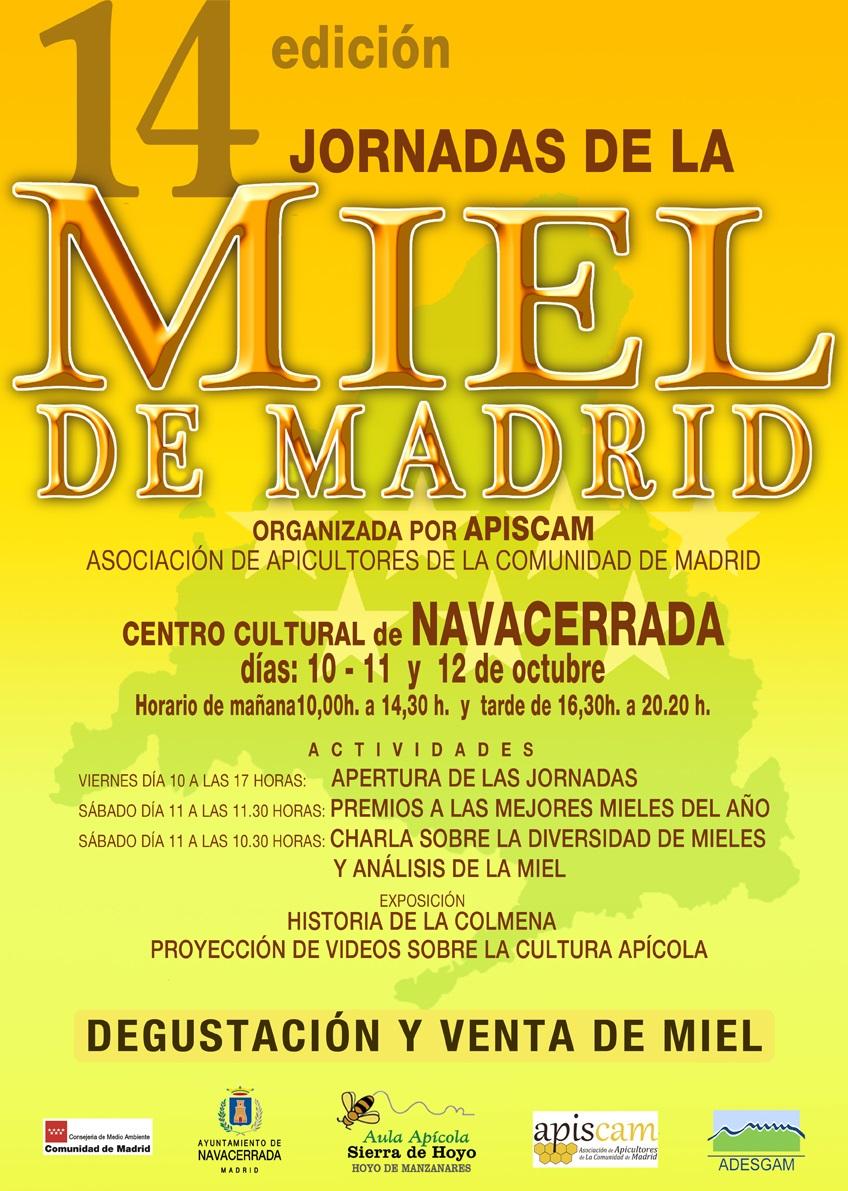 14 Jornadas de la miel de Madrid