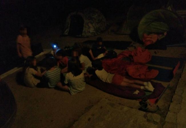 Campamento de verano Aula Apícola Sierra de Hoyo