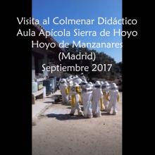 Vídeo de Visita al Colmenar Didáctico