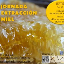 8ª JORNADA DE EXTRACCIÓN DE MIEL
