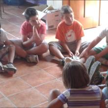 Escuela de Verano 2013: todo preparado