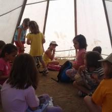 Escuela de Verano: 1er día de actividad.