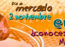 Miel de Madrid. Día de Mercado en la Casa de Campo